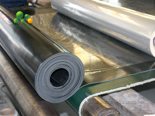 Peroxide FKM-18M rubber sheeting