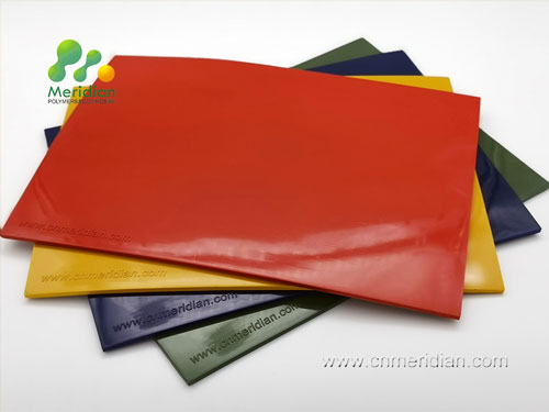Colour FKM Rubber Sheeting